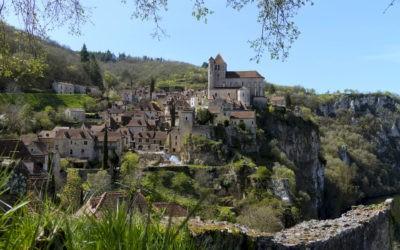 Saint-Cirq-Lapopie, village médiéval au cœur du Quercy