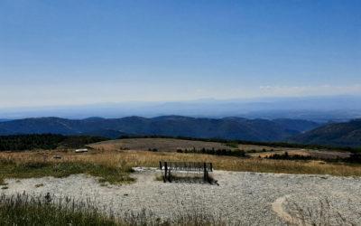 Pic de Nore, belvédère de la Montagne Noire
