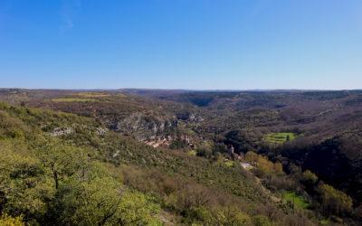 Paysages et petit patrimoine des causses du Quercy